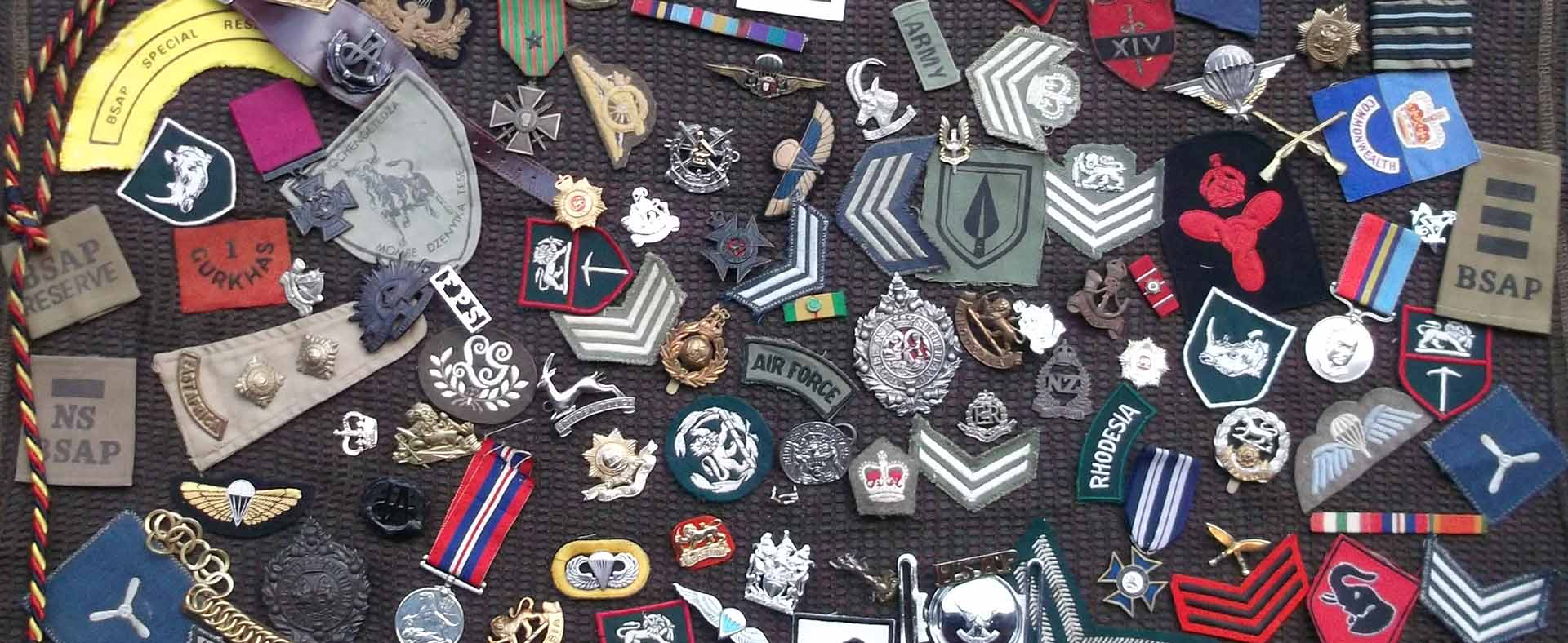 badges-medals